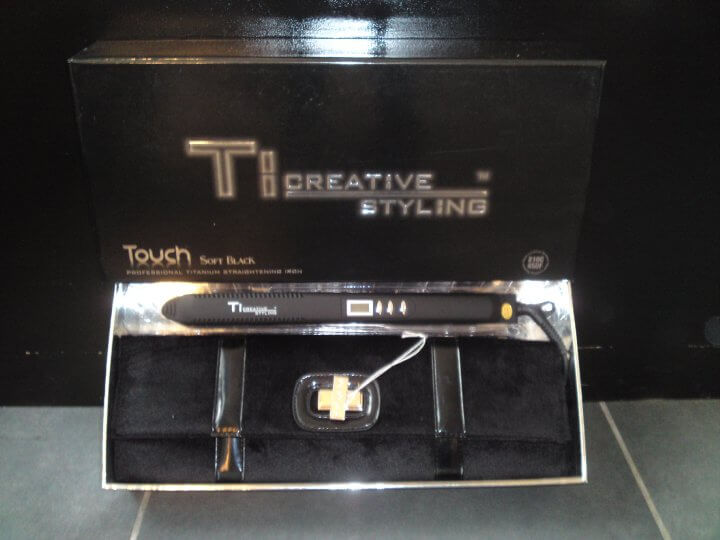 TI Creative Styling Touch Black