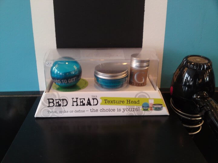 Bed Head Texture Head