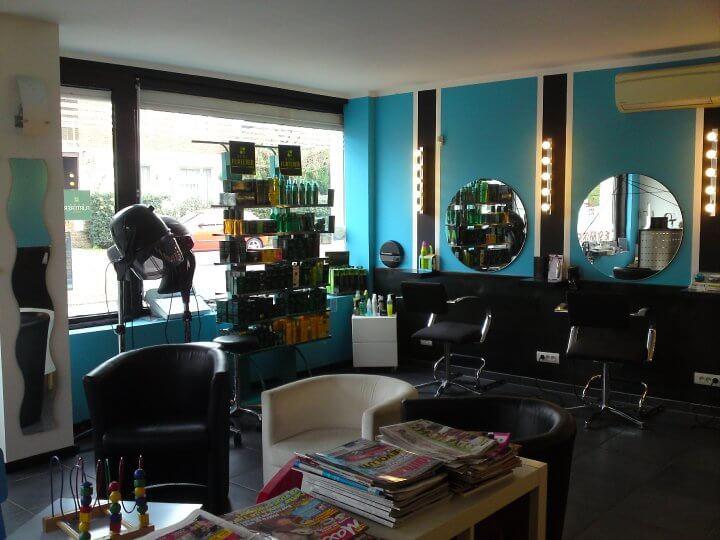 Salon de coiffure près de Roncq
