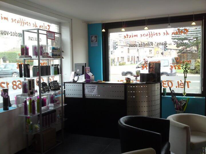 Salon de coiffure près de Tourcoing